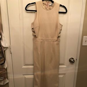 Formal Dress with cutouts